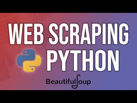 Comprehensive Python Beautiful Soup Web Scraping Tutorial! (find/find_all, Css Select, Scrape Table)