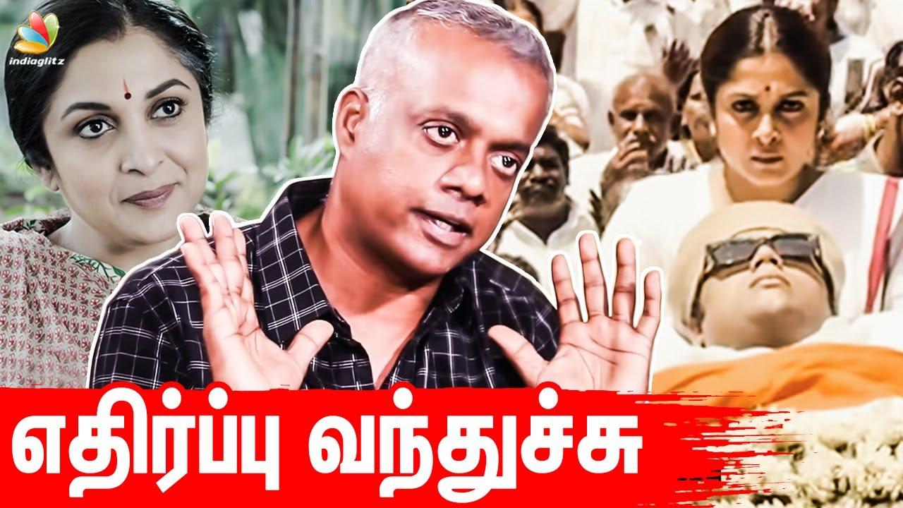 இது Jayalalitha Biopic இல்ல | Director Prasath Murugesan Interview | Queen, Ramya Krishnan, GVM