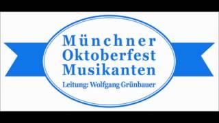 Münchner Oktoberfest Musikanten - Klarinetten-Muckl