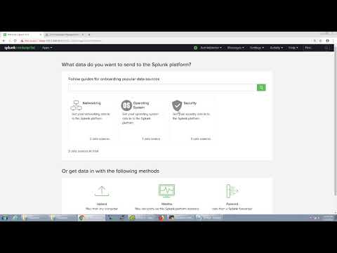 1 44 - Configuring FTD devices to send Syslog to Splunk