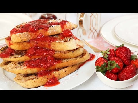 Vegan French Toast | Brunch Month