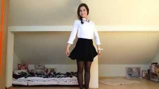 Школьная форма-стильно или нет/ outfits(Я решила вам показать, что и в школьной форме можно выглядеть стильно и красиво) Не забудьте зайти не мой..., 2013-09-01T09:39:19.000Z)