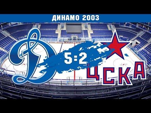 Динамо Москва - Динамо Минск 7:2 / Dynamo Msk - Dinamo Minsk 7:2