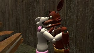 "Foxy x Mangle Episode 1 ""An Unexpected Meeting"" (FNAF Story)"