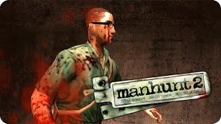 """Manhunt 2 #1 """"O Sanatório"""" PT-br"""