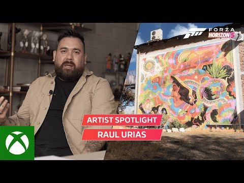 Известный мексиканский художник Рауль Уриас был привлечен к разработке Forza Horizon 5