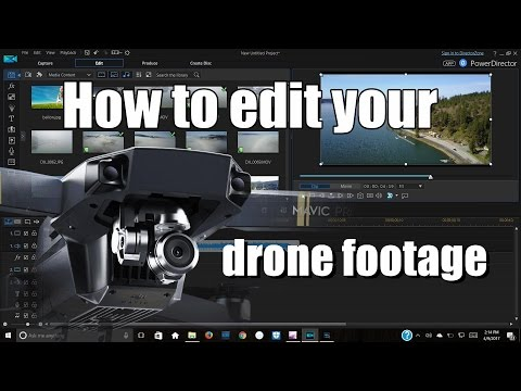 Video Editing Tips For Your Drone Footage