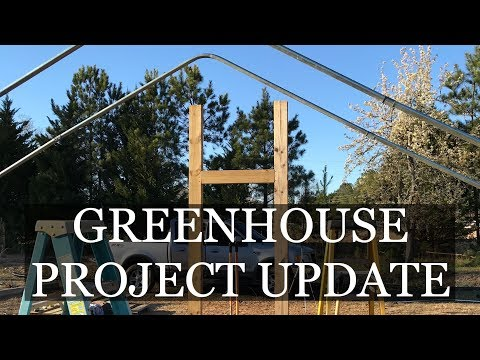 DIY Geothermal Greenhouse Part 5: PROJECT UPDATE