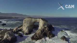 La Portada de Antofagasta desde www.X-Cam.cl