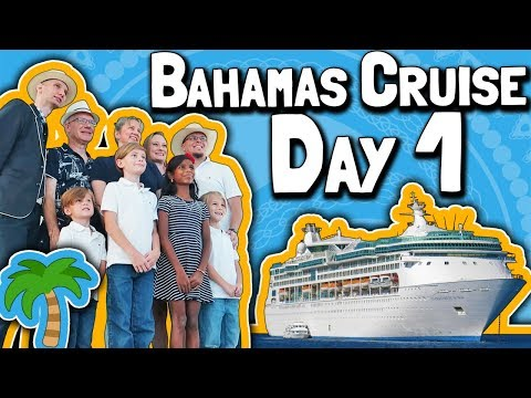 Bahamas Cruise 2018 (Day 1): Setting Sail for Nassau 🌴🌅⛵👓