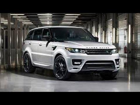 Обзор Range Rover Sport 2015.Тест драйв Редж Ровер Спорт 2015.
