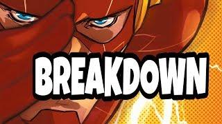 The Flash Season 4 Episode  titles and Breakdown