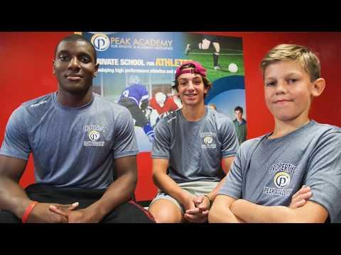 Student athletes from Ottawa's Peak Academy analyze the Karlsson trade