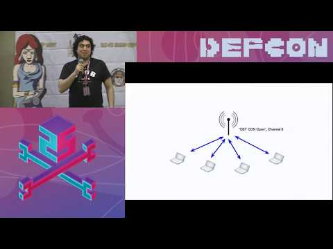 Packet Hacking Village 2017 - BYPASSING PORT-BASED ACCESS CONTROLS BY GABRIEL RYAN
