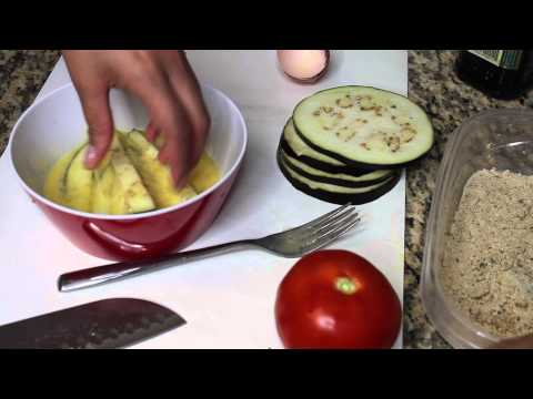 HOW TO: Fried Eggplant (EASY)