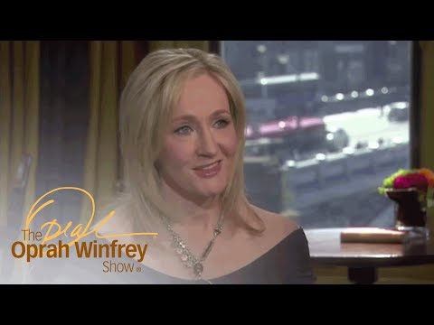 How the Balmoral Hotel Helped J.K. Rowling Finish the Deathly Hallows | The Oprah Winfrey Show | OWN