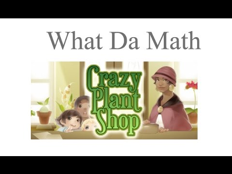 Crazy Plant Shop - review - GAMES IN EDUCATION (Biology)