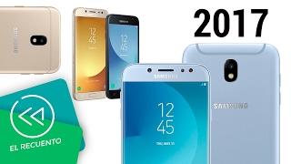 Samsung Galaxy J3, J5 y J7 2017 Oficial | El recuento