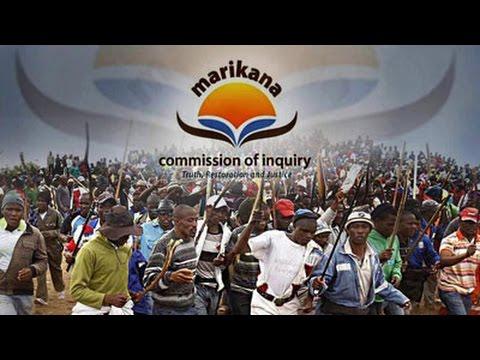 Marikana Commission of Inquiry, 2 September 2014: Session 2