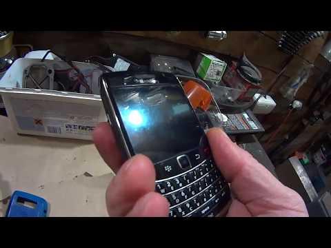 МотоТелЕфон Blackberry Bold 9700