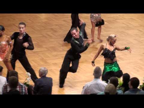 Tsaturian, Armen - Gudyno, Svetlana - Samba 3. Round