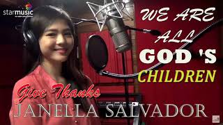 Gambar cover Best JANELLA SALVADOR  give thanks Lyric || give thanks janella salvador live