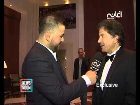 Walid Toufic& Sara El Hani ليلة رأس السنة بين وليد توفيق وسارة الهاني في فندق الرويال