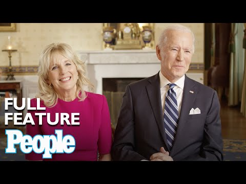 President Joe Biden and Dr. Jill Biden's First White House Interview | PEOPLE EXCLUSIVE