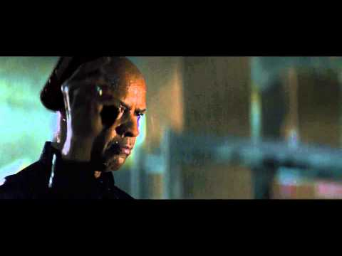 Ending scene - ''The Equalizer''  1080p (The Equalizer - Harry Gregson-Williams)