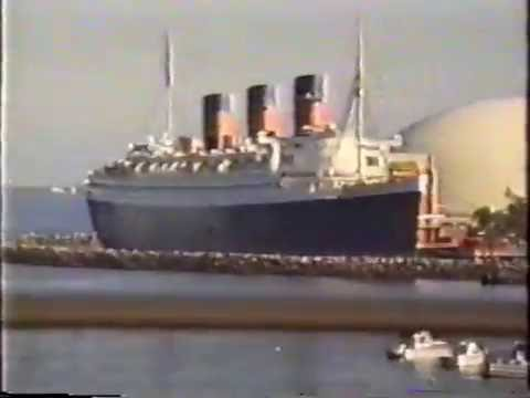 Queen Mary & Spruce Goose