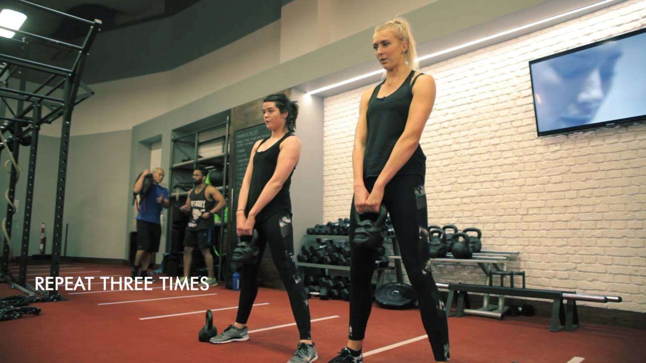 3ec30e310b8fa3 ZANNA VAN DIJK x ANNA GARDNER WORK OUT WITH ACTIVE IN STYLE - YouTube