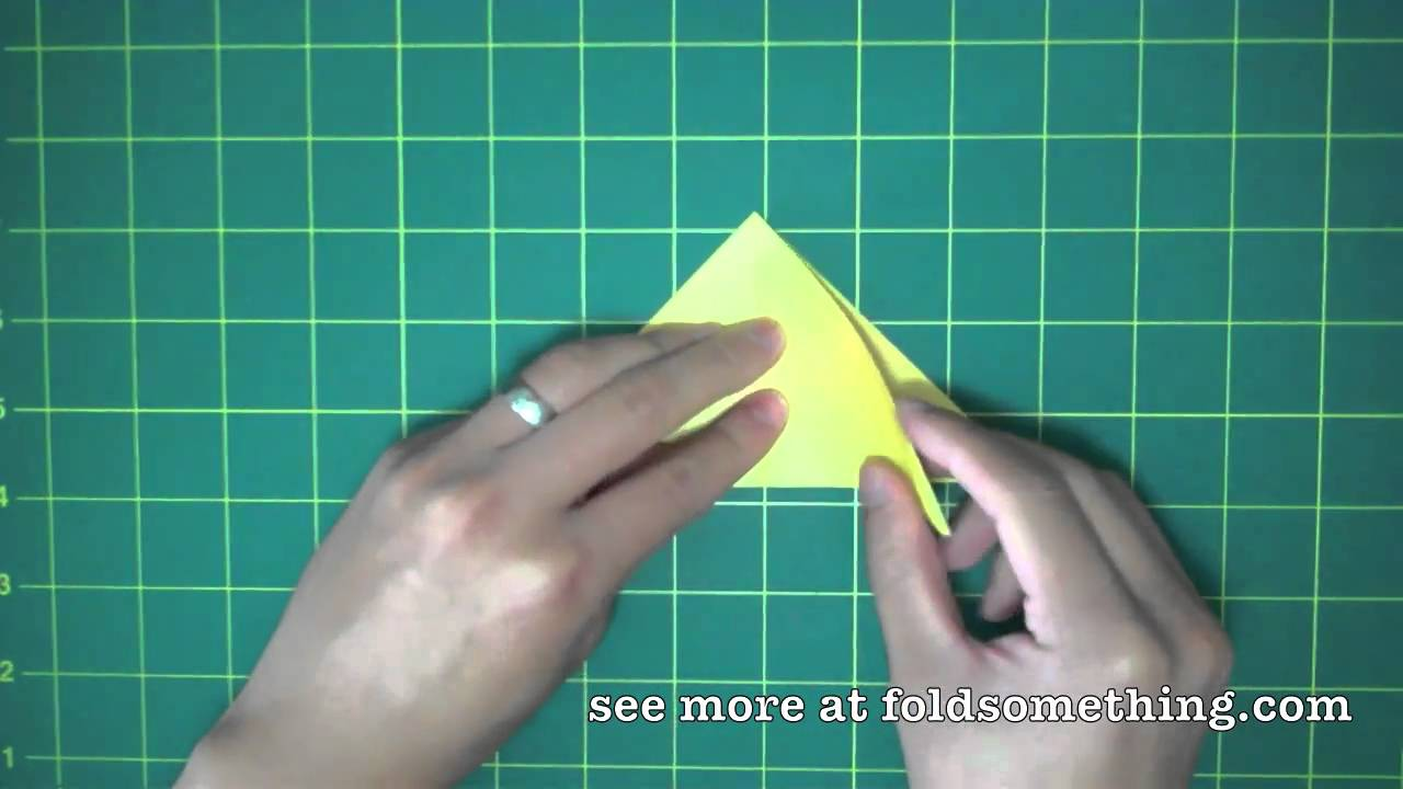 How to make a four-pointed lovely origami star box: page 13 | 720x1280