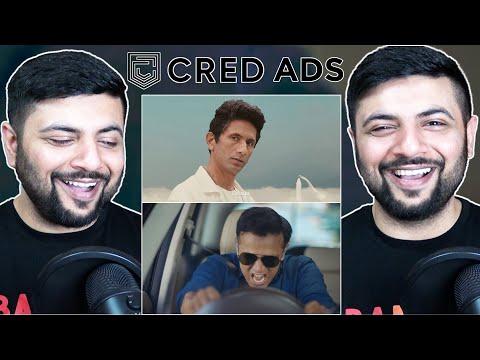 Pakistani Reacts To Cred Ads | OG BOYS | RAHUL DRAVID