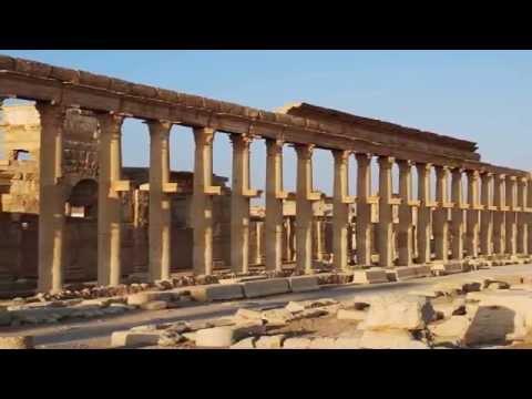 Wonders of the World - Palmyra (Syria)