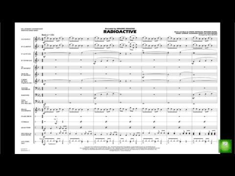Radioactive arranged by Paul Murtha