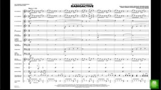 Radioactive arranged by Paul Murtha