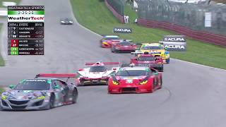 2018 Acura Sports Car Challenge at Mid-Ohio