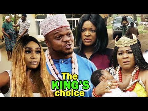 The King's Choice 5&6 - Ken Eric & Chacha 2018 Latest Nigerian Nollywood Movie ll African Movie HD