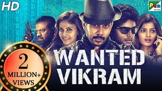Wanted Vikram (2019) New Released Action Hindi Dubbed Movie | Bharath, Kathir, Sanchita Shetty