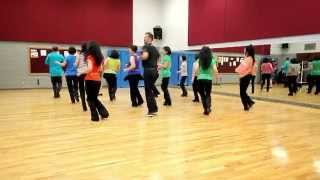 Little Liza Jane - Line Dance (Dance & Teach in English & 中文)
