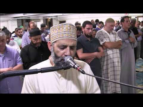 سورة ( الرعد ) كاملة     للشيخ حسن صالح    جميلة جداً  رمضان 1438
