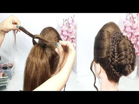 3 easy and cute hairstyle for Girls with Trick | new hairstyle | updo hairstyles | hairstyles
