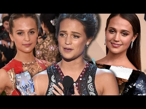 14 Things You Didn't Know About Alicia Vikander