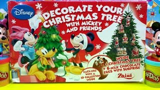 Chocolate Surprise Eggs Decorate Your Christmas Tree With Mickey Mouse & Friends By Disney Zaini Thumbnail