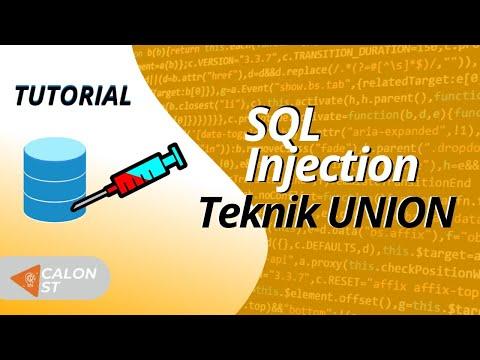 Cara Mengetahui Isi Database Web Dengan SQL Injection Teknik UNION + CARA MENGAMANKAN