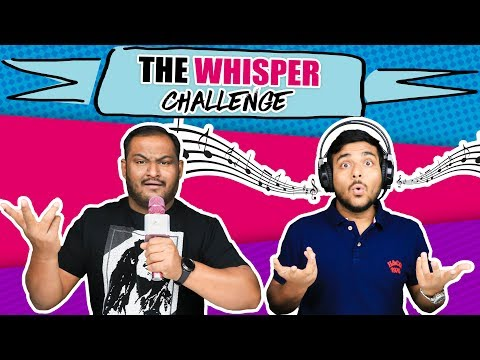 THE WHISPER CHALLENGE   Brother Vs Brother   Viwa Brothers