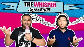 THE WHISPER CHALLENGE | Brother Vs Brother | Viwa Brothers
