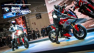 EICMA 2019 - BMW Motorrad Press Conference