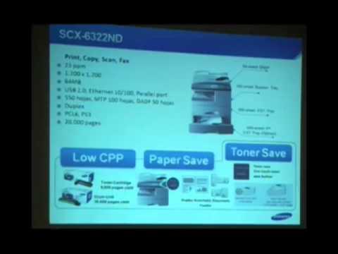 JIAP 2011 - Printing Solutions Samsung