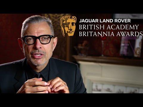 Jeff Goldblum on Martin Balsam and Balsamic Vinegar  2015 British Academy Britannia Awards